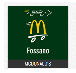 McDonalds Fossano Euro1 Srl salotto-creativo