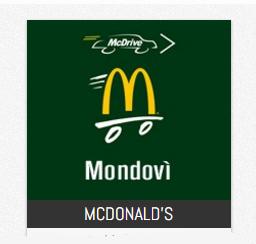 salotto-creativo McDonalds Mondovi Euro1 srl